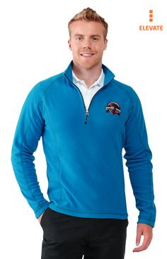 Bowlen Polyfleece Quarter Zip. Global Fit.Quarter zip.Centre front contrast reversed coil zipper.Cover stitch on seams.Easy grip zipper pullers.Contrast coloured neckband. Micro fleece of 100% Polyester, 2 sides brushed, 1 side anti-pilling. 180 g/m2.  Colours Available: Red, Blue, Navy, Storm Grey, Black  Also available in Ladies Sizes. #printedclothing #apparel #sport #fitness #merchandise #branding #fleece