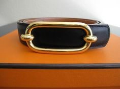 AUTHENTIC VINTAGE 24 MM/80CM HERMES BELT KIT BLACK AND BROWN STRAP EXCELLENT. Get the lowest price on AUTHENTIC VINTAGE 24 MM/80CM HERMES BELT KIT BLACK AND BROWN STRAP EXCELLENT and other fabulous designer clothing and accessories! Shop Tradesy now
