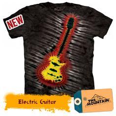 Electric Guitar Electric, Guitar, Mountain, Guitars, Mountaineering