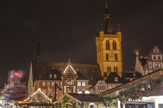 Trier during the christmas markets