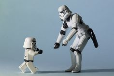 Storm trooper father and son 2