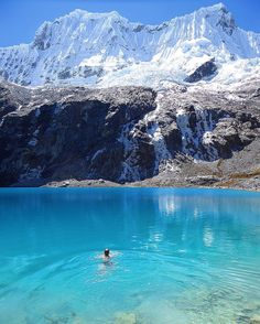 "@samfitz90: ""Glacier Laguna 69 #Huaraz #Peru #travelgram #altitude #freezing…"