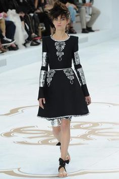 Chanel Fall 2014 Couture Fashion Show: Complete Collection - Style.com