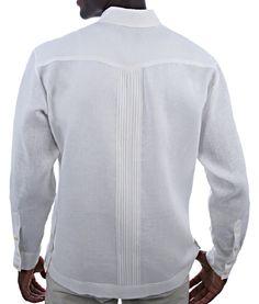 Guayabera Shirt Marion in linen