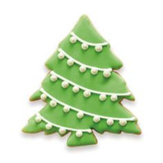Wow party guests — and Santa — with these easy and delicious Christmas cookies, including classic sugar cookies, gingerbread men, and more unique cookie recipes. Christmas Cookie Icing, Christmas Treats To Make, Best Sugar Cookie Recipe, Easy Christmas Cookie Recipes, Christmas Tree Cookies, Christmas Snacks, Holiday Cookies, Christmas Baking, Christmas Ideas