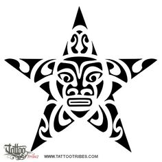 Maori polonaysian tattoo #samoan #tattoo