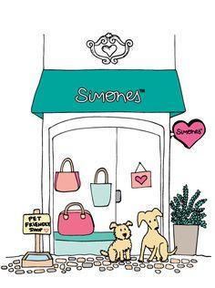 Tienda Online de Simones - Locales — Simones