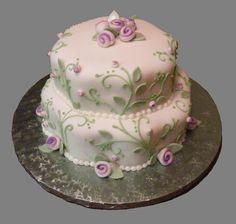 Karrie's Petal Cake