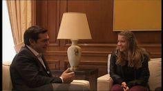 Συνάντηση με την παγκόσμια πρωταθλήτρια Νέων στο Σκάκι Σταυρούλα Τσολακίδου