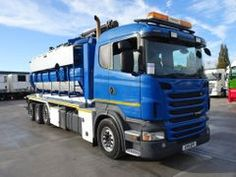 Used Rigid Trucks for Sale   A&M Commercials Used Trucks, Used Cars, High Sleeper, Vacuum Pump, Trucks For Sale, Commercial, Vans, Full Bed Loft, Platform Bed
