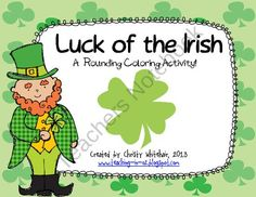 Luck of the Irish: Rounding to the 10,000s Place