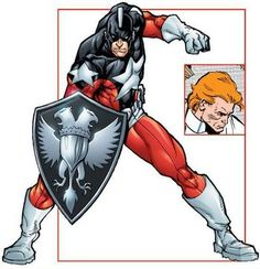 Red Guardian IV of the Supreme Soviets & the Winter Guard Comic Book Superheroes, Superhero Characters, Marvel Comic Books, Comic Books Art, Comic Art, Book Art, Hq Marvel, Marvel Captain America, Marvel Heroes