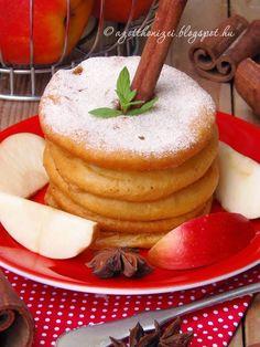 Az otthon ízei: Fahéjas almakarikák bundában