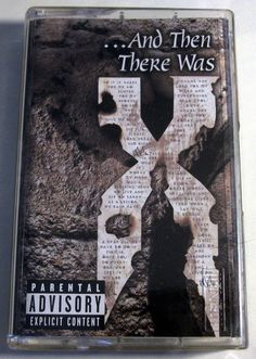 "DMX ""And Then There Was X"" Cassette Tape 1999 The Island Def Jam         #EastCoast"