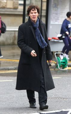 Here we are present Sherlock Holmes long Coat in our online shop. Benedict Cumberbatch has worn this elegant coat in the movie Sherlock Holmes. Shop now Sherlock long coat at discounted price.