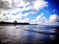 Bagasbas Beach, Daet's Charm ~ Naga City Deck