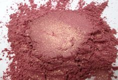 Pink-Golden Eye Shadow  Natural  Mineral  by FierceMagenta #makeup #eye #shadow