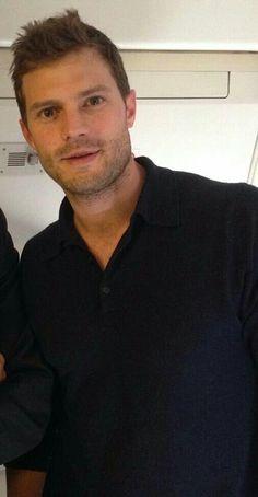 Jamie dornan handsome