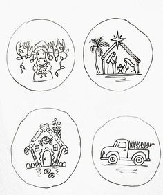 Free Printable Coloring Sheet Wood Slice Ornament Traceables by Best Picture For Diy Wood Ornaments Wood Slice Crafts, Wood Burning Crafts, Wood Burning Patterns, Wood Burning Art, Wood Crafts, Diy Wood, Wood Wood, Printable Christmas Ornaments, Free Christmas Printables