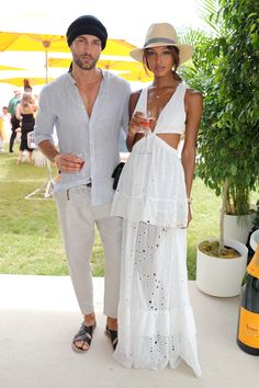 See Rose Byrne, Elizabeth Olsen, and Others at the Veuve Clicquot Polo Classic