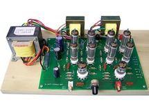 Model 16LS Stereo Integrated Tube Amplifier | TubeDepot.com