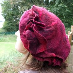 Felters Journey: Making a hat good description of steps in making this.