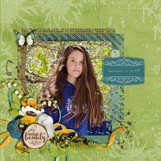 A Woodland Spring Collection by Seatrout Scraps  http://store.gingerscraps.net/A-Woodland-Spring-Coll.html