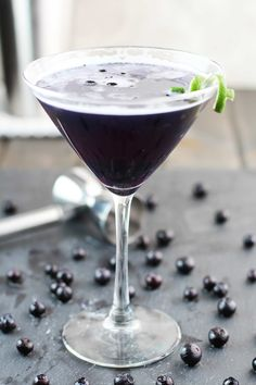 This Blueberry Purple Rain Martini is such abeautiful shade of purple for a delicious Mardis Gras cocktail! It is the perfect fusion of blueberry vodka, Blue Curacao, and fruit juices with a floating of blueberries (totally healthy boost of antioxidants…yahoo). I seriously couldn't stop drinking this cocktail yesterday and I have never seen my husband...Read More »
