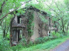 Spooky Abandoned House, New River Trail State Park   Flickr - Photo Sharing!