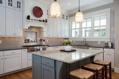 As a main gathering space in the home, the kitchen deserves an extra dose of TLC!