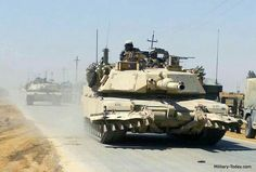 M1A2 Abrams  MBT  US Army