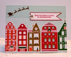nordic noel stampin up cards - Google Search