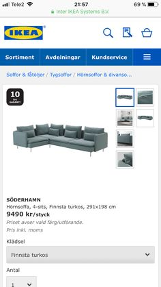 Ikea, Shopping