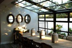 Santa Monica - mediterranean - porch - los angeles - Sinclair Associates Architects