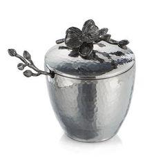 Michael Aram Black Orchid Mini Pot