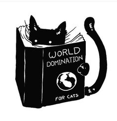 Watch out the cats are coming to take over the world!!