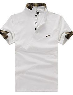 Camisetas ( Algodón Orgánico )- Casual Soporte Manga Corta Polo Ralph Lauren, Polo Shirt, Mens Tops, Shirts, Fashion, Men's Clothing, T Shirts, Men, Moda