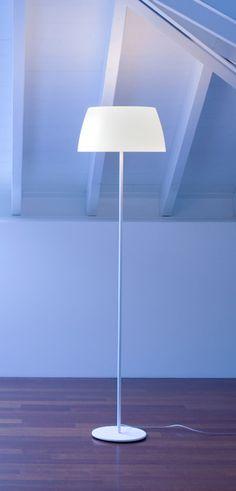 GINGER lampade da terra catalogo on line Prandina illuminazione design lampade moderne,lampade da terra, lampade tavolo,lampadario sospensione,lampade da parete,lampade da interno