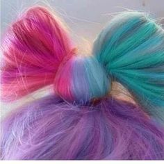Chalk It Up! Hair Color Chalk Hair Bow