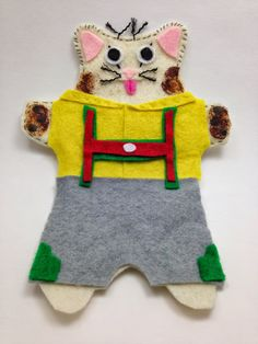 A Librarian Less Ordinary: Richard Scarry's Huckle Puppet