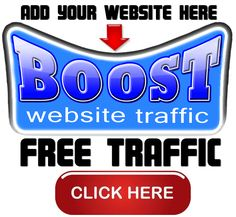 Add Your Website For Fresh Free Traffic