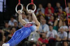 2015 European Artistic Gymnastics Championships - Rings - Denis Ablyazin (5472×3648)