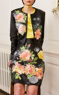 Dora A Line Skirt by ALICE ARCHER for Preorder on Moda Operandi