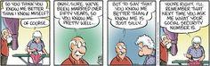 Pickles Comic Strip, July 25, 2014 on GoComics.com