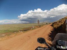 Ist, Moto e Paraglider: 13º dia: de Coroico a Copacabana (fim da Bolívia)