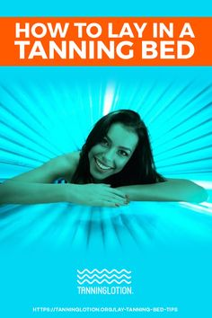 How to lay in a tanning bed is probably a question any tanner have asked themselves. Given this, check out these tips for your next visit to the salon! Tanning Bed Tips, Tanning Bed Bulbs, Natural Tanning Tips, Best Tanning Lotion, Tanning Cream, Sun Tanning, How To Tan, Solarium, Summer Beauty Tips