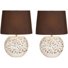 Bethany Table Lamp - Set of 2