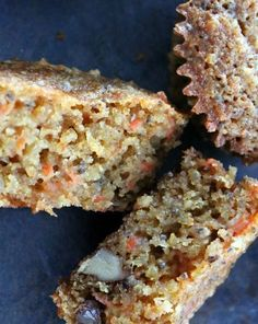 Carrot and Quinoa Muffins. These muffins are heavenly! And good for you!