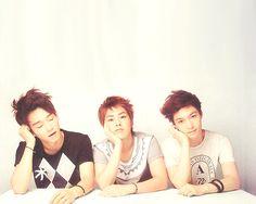 Chen, Xiumin, Lay of EXO