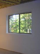 Windows Gyp Board Wrap No Trim Dream Home In 2019 Modern Windows